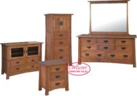 Amish Bedroom Sets | Custom Amish Bedroom Collections ...
