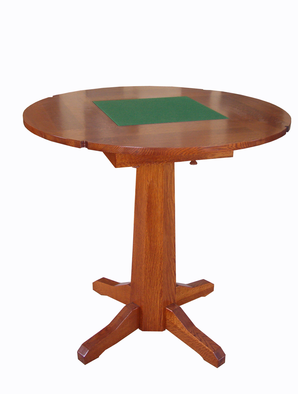 Ultimate Game Pub Table | Ultimate Solid Wood Game Table
