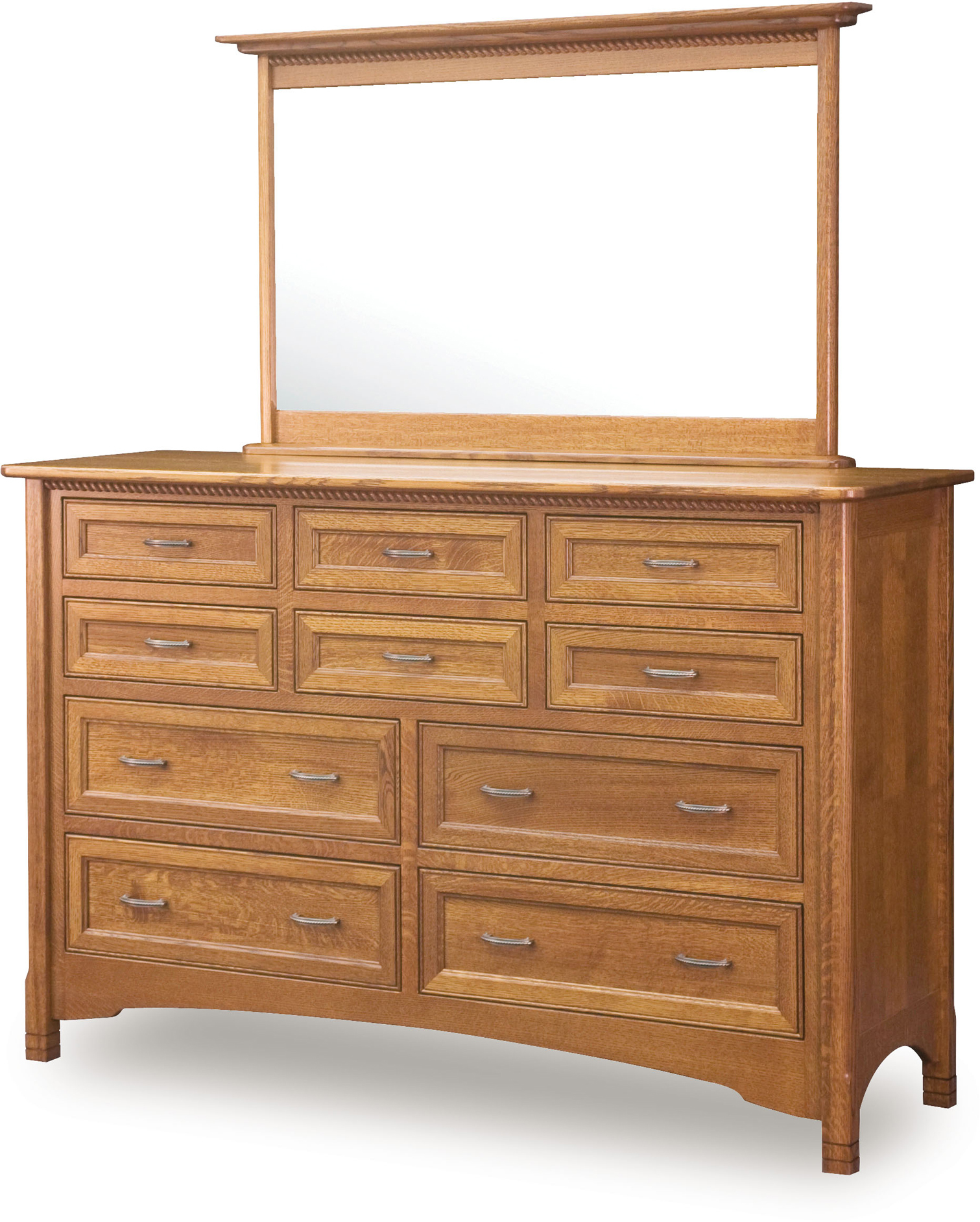 Quarter Sawn West Lake Bedroom Set