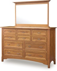 Quarter Sawn West Lake Bedroom Set | West Lake Bedroom ...