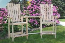 cypress poolside patio set - weaver