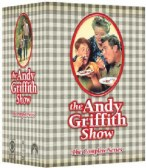 All New Box Set of All Eight Seasons of The Andy Griffith Show on DVD