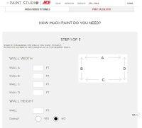 paint calculator ceiling | Integralbook.com