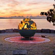 Dragon Fire Pit Stand Weaves Furniture