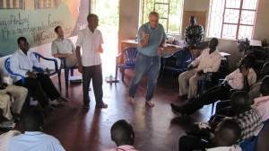 Discipleship in Uganda