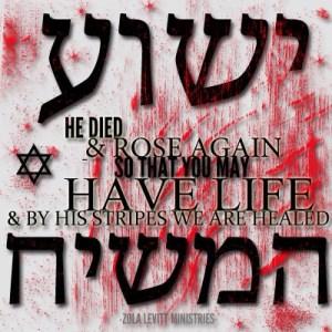 Yeshua Hamishiach