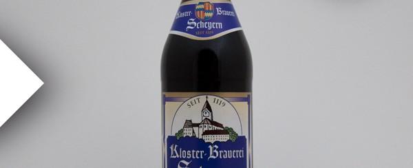 Scheyrer Klosterbier Dunkel  webbierde  Der Bier