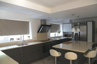 Modern Kitchen Blinds - Home Design
