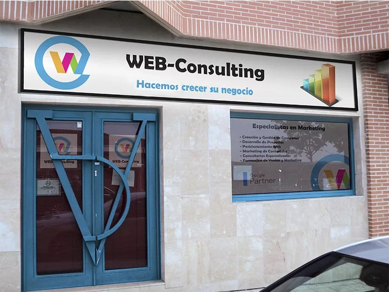 Nace WEB-Consulting. Agencia de Marketing Digital para empresas