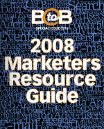 Marketers resource Guide(2008)