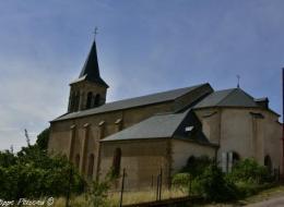 Église de Glux en Glenne Nièvre Passion
