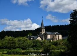 Église de Lavault de Frétoy Nièvre Passion