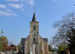 Église de Saint Martin sur Nohain