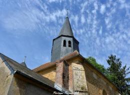 Église de Champlemy Vue de l'intérieur