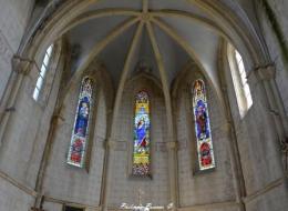 Intérieur de l'église de Saint Sulpice