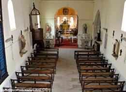 Église de Garchy Intérieur
