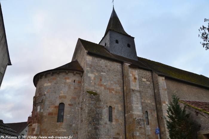 Église de Montigny-aux-Amognes