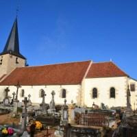 Église de Montenoison - Église Notre Dame