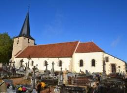 Église de Montenoison