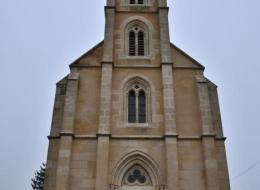 Église d'Arbourse