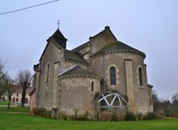 l'Église de Nannay