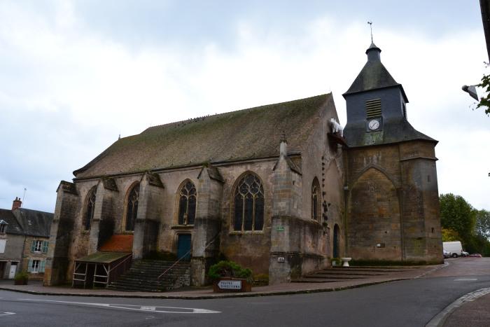 Église de Saint Saulge