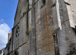 Église de Cosne-sur-Loire - Église Saint-Jacques le Majeur