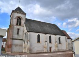 Église de Myennes Nièvre Passion