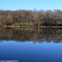 Étang de Montapas - Plan d'eau de Montapas