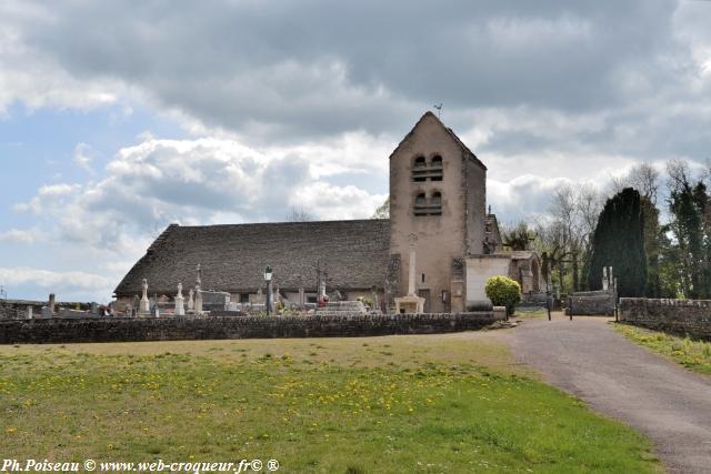 Église de Metz le Comte