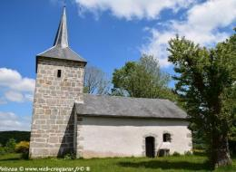 Chapelle de Savault Nièvre Passion