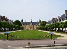 Le Palais Ducal de Nevers
