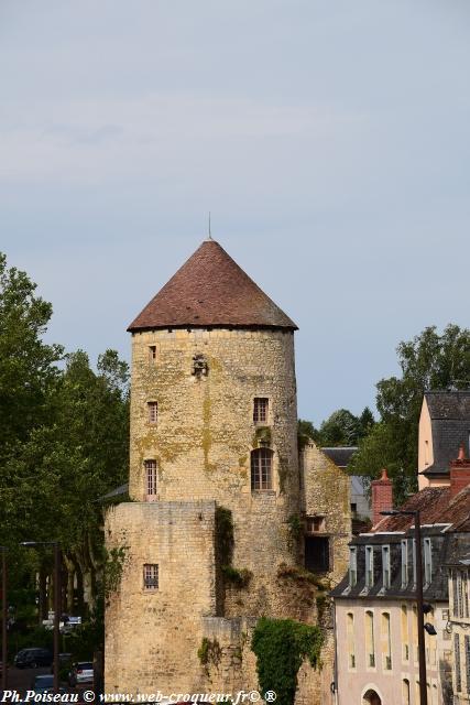 La Tour Cuffy de Nevers