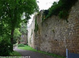 remparts de Nevers