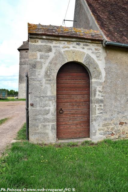 porte de la tour