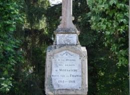 Monuments aux Morts de Monsauche