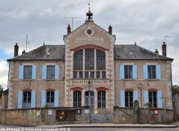 Mairie École bibliothèque de Surgy