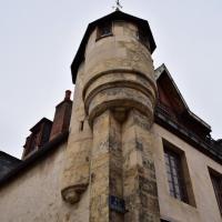 Échauguette de Nevers -Échauguette rue Albert-Morlon