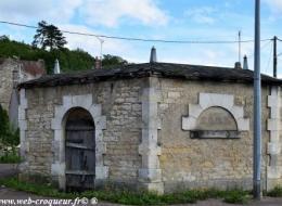 Lavoir du Quai de Bethléem de Clamecy