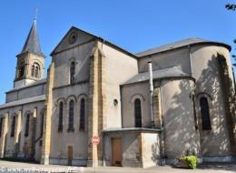 Église de la Machine Nièvre Passion