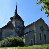 Église de Saint Parize le Châtel - Église Saint Patrice