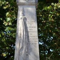 Monument aux morts de la Fermeté