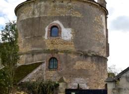 Tour Château de Langeron