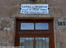 Écluse 15 du canal du Nivernais