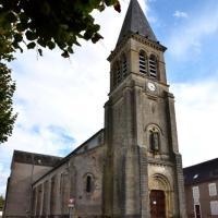 Église de Saint-Honoré-les-Bains-Église Saint-Loup
