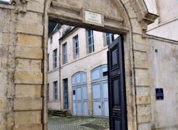 Hôtel des Bordes Nevers Nièvre Passion
