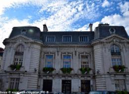 Hôtel de Ville de Decize Nièvre Passion