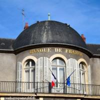 Banque de France de Nevers - Patrimoine de Nevers