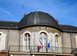 Banque de France de Nevers Nièvre Passion