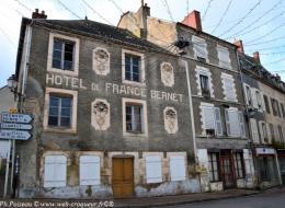 Hôtel de France Bernet Saint Saulge
